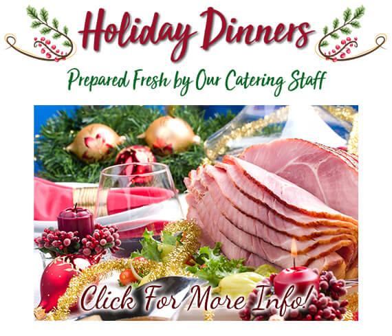 Holiday Dinner Rotator
