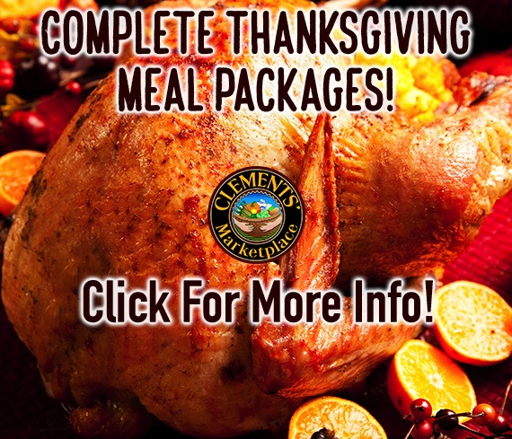 Complete Thanksgiving Meals