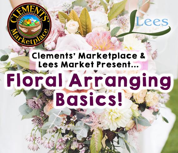 Floral Arranging!