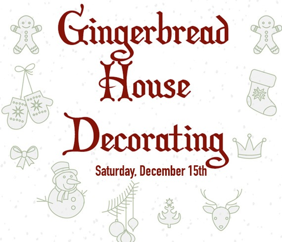 Gingerbread Decorating!