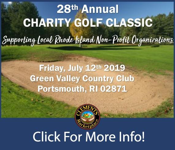 Golf Tournament 2019!