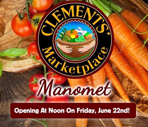 Clements' Manomet!