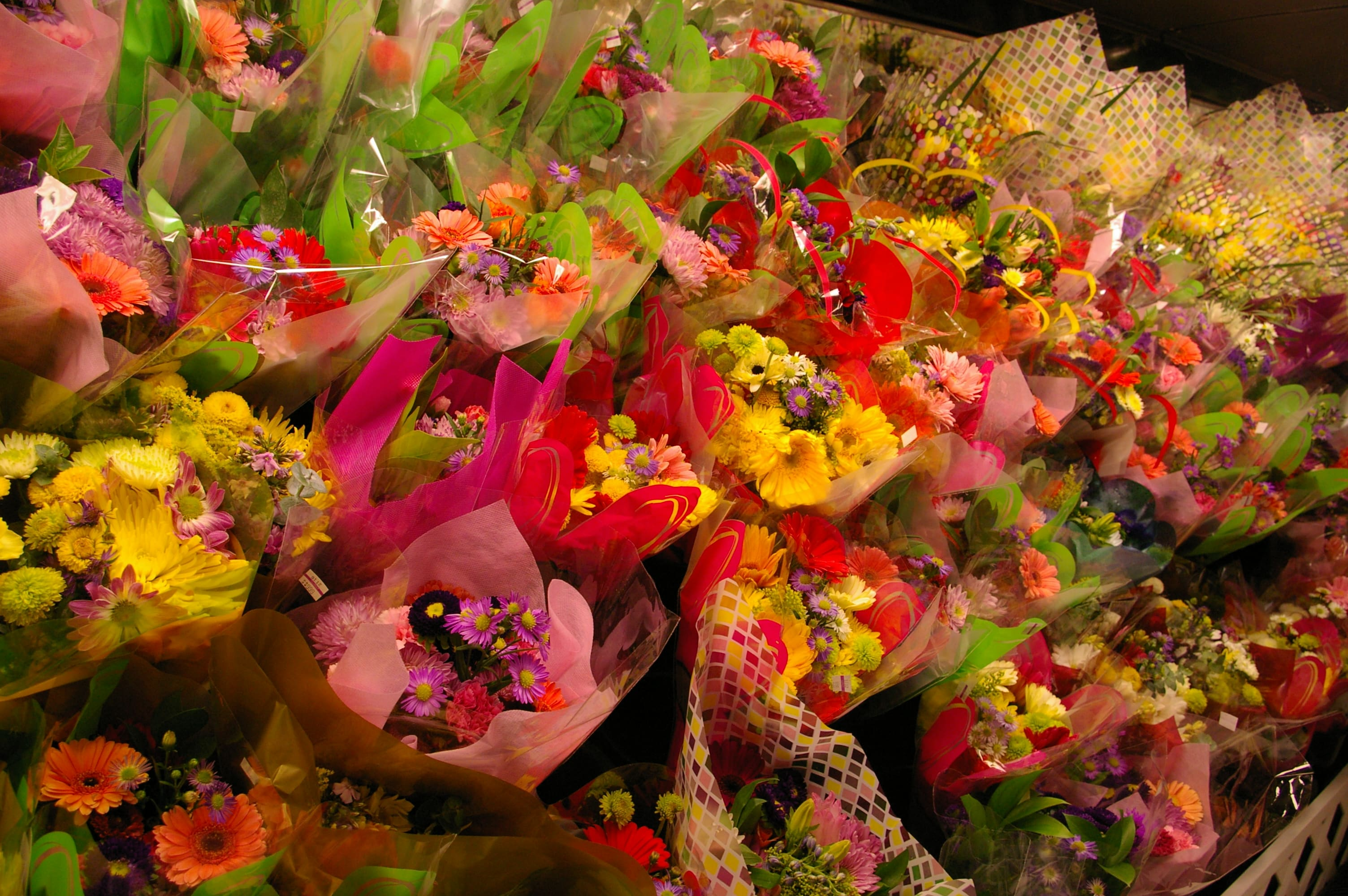 The Flower Cart Clements Marketplace