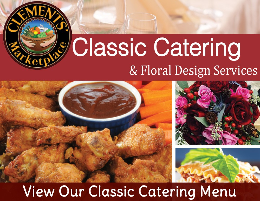 View Our Catering Menu!