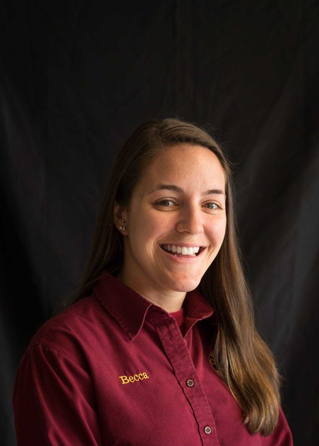 Becca Farrea - Department Manager